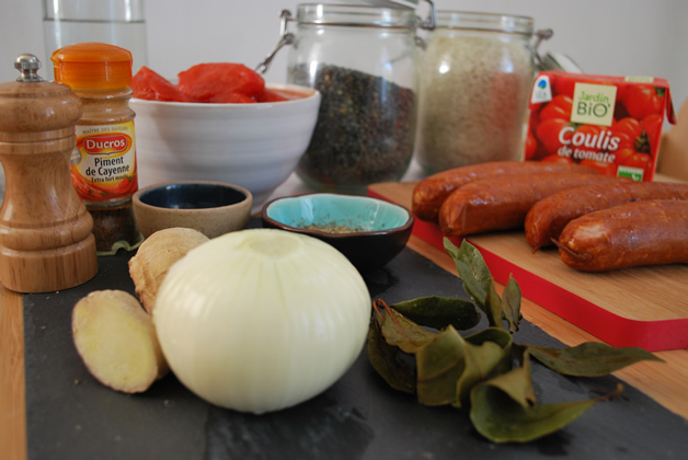 Rougail-ingredients
